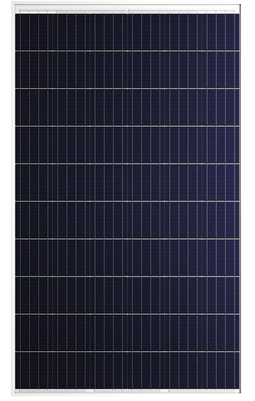 Aurinkopaneelin rakenne
